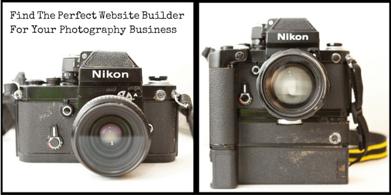 best website builder for photographers