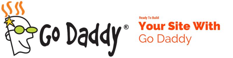 Godaddy Logo - Godaddy Website Builder