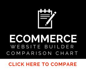 eCommerce Builder Comparison Chart