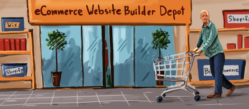 5 Best eCommerce Website Builders For 2019 (Compared & Tested)