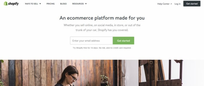 Ways To Sell With Shopify