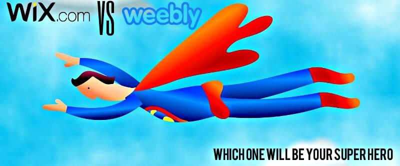 WIX Vs Weebly Website Builder Comparison Review