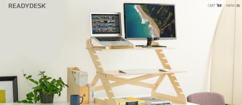 The Ready Desk Website